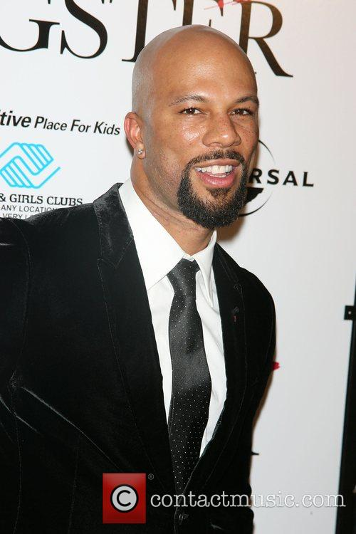 Common New York Premiere of 'American Gangster' at...