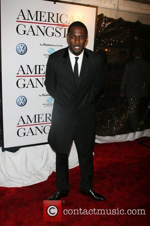 Idris Elba New York Premiere of 'American Gangster'...