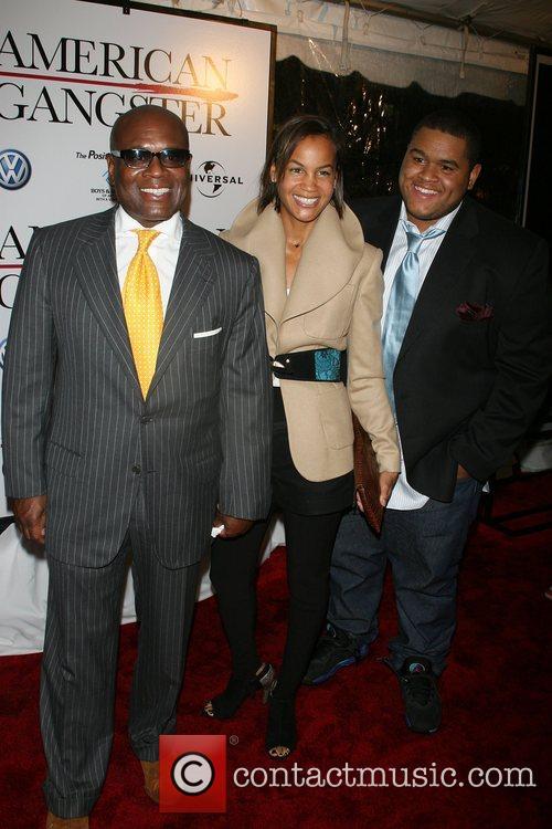 La Reid and Family