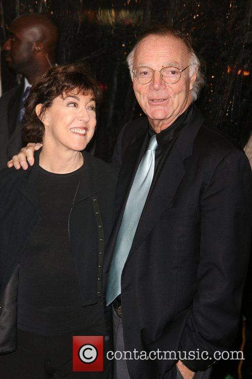 Nora Ephron and Nicholas Pileggi