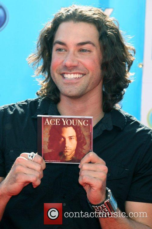 Ace Young and American Idol 2