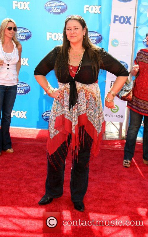 Camryn Manheim and American Idol 2