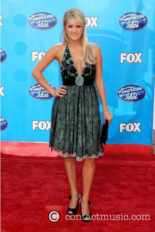 Carrie Underwood and American Idol 4