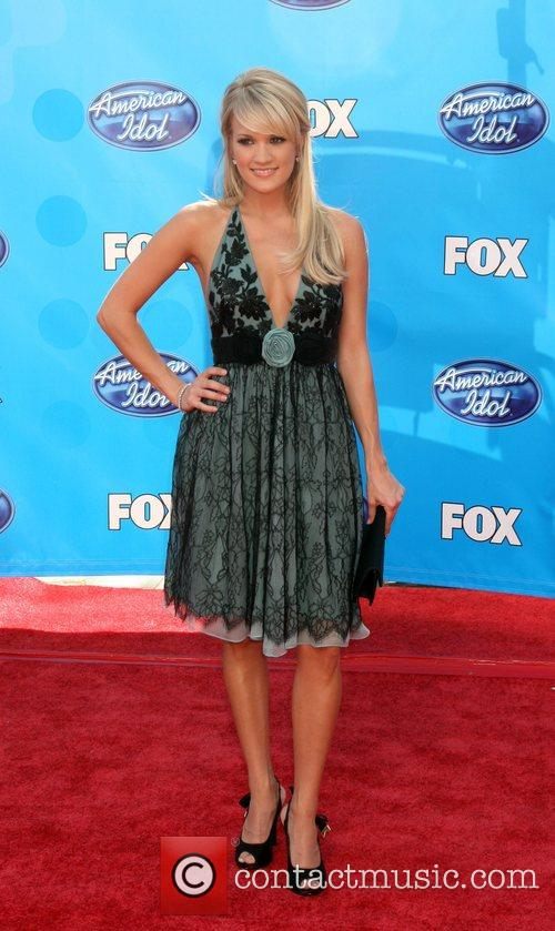 Carrie Underwood and American Idol 2