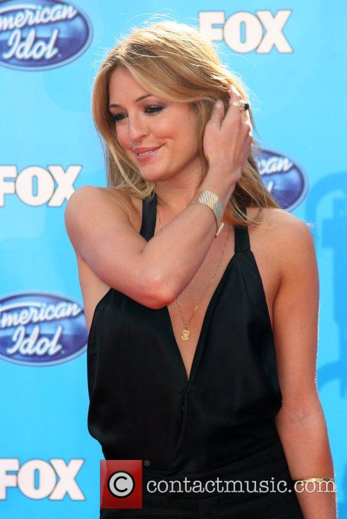 Cat Deeley and American Idol 6