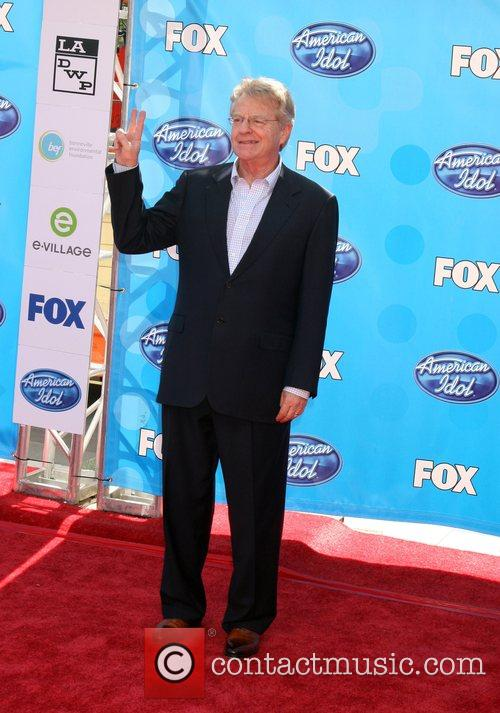 Jerry Springer and American Idol 1