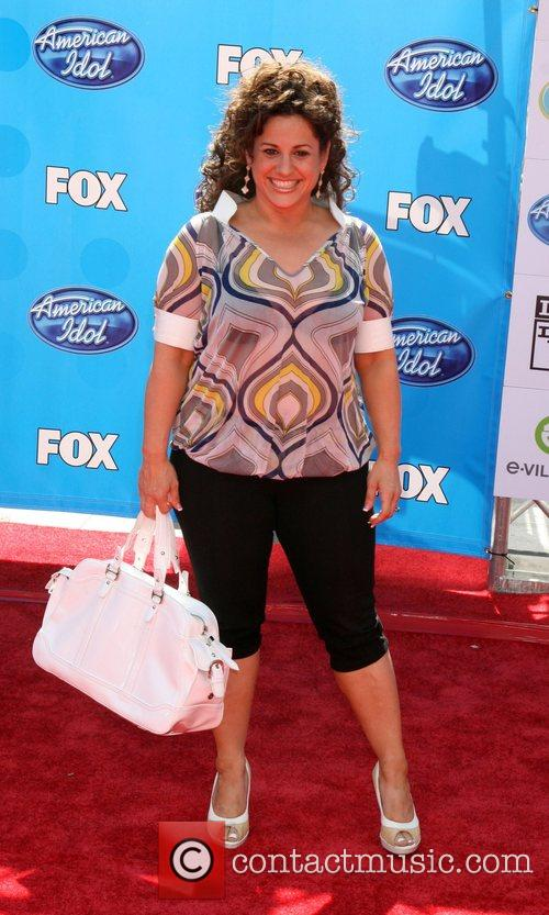 Marissa Jaret Winokur and American Idol 1