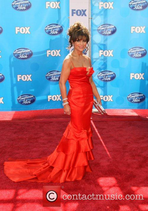 Paula Abdul and American Idol 7