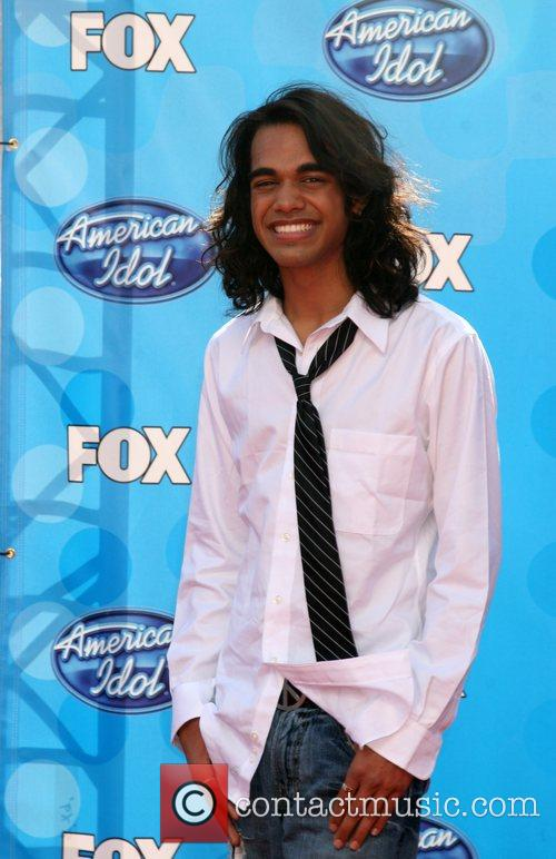 Sanjaya Malakar and American Idol 2