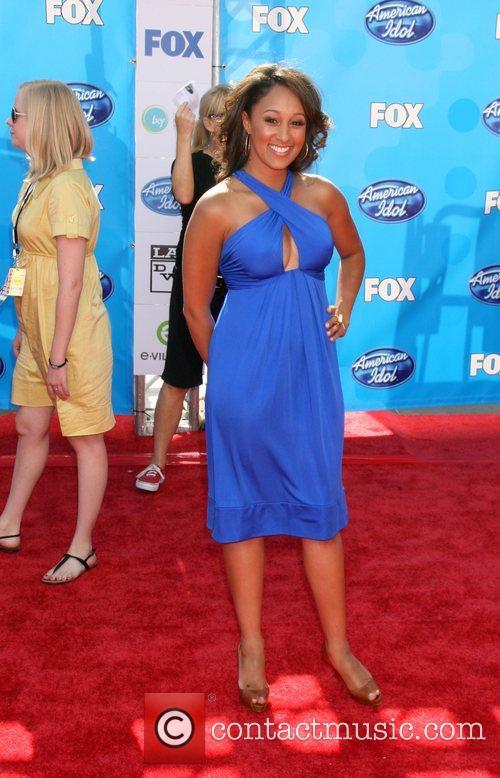 Tamara Mowry and American Idol 3