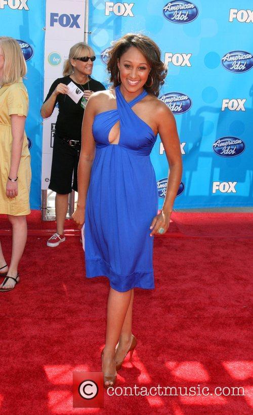 Tamara Mowry and American Idol 2