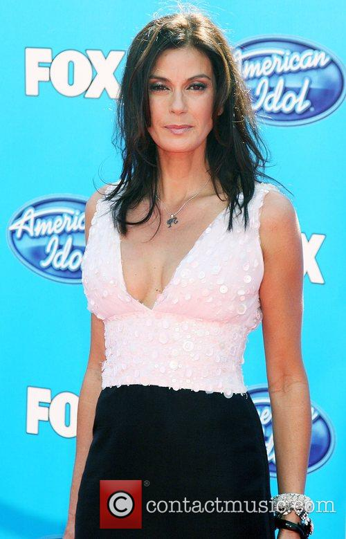 Teri Hatcher and American Idol 3