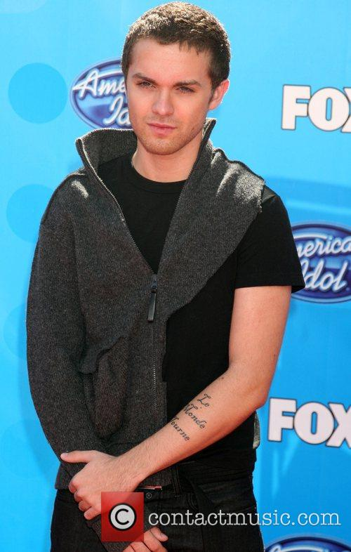 Thomas Dekker and American Idol 3