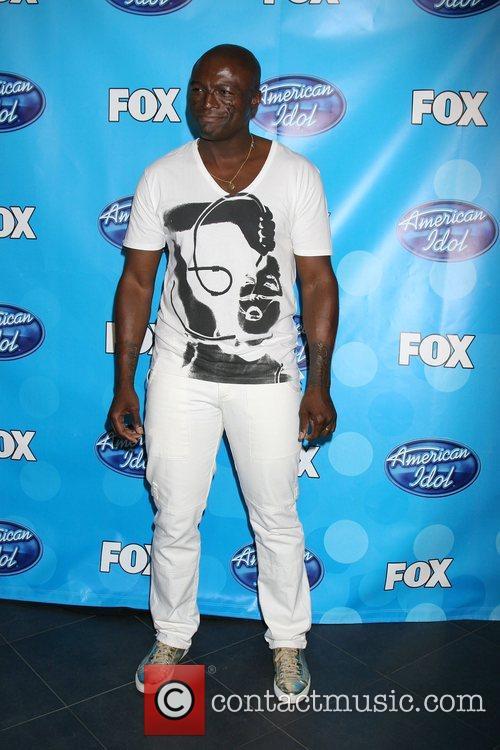 American Idol Season 7 Grand Finale held at...