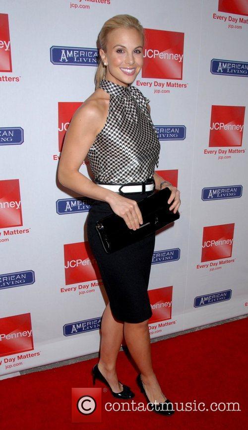 Elizabeth Hasselback JC Penny celebrates the launch of...