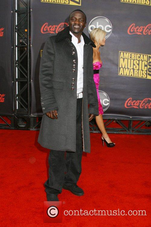 Akon, American Music Awards