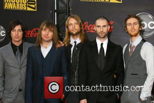 Maroon 5, American Music Awards
