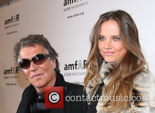 Roberto Cavalli and Guest amfAR 2008 New York...
