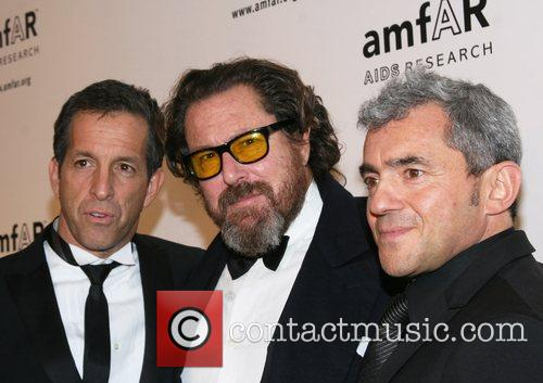 Kenneth Cole and Julian Schnabel 1