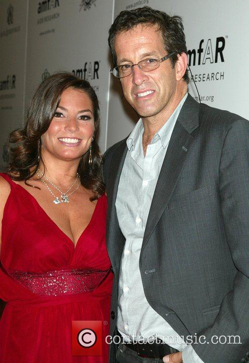 Andrea Bernholtz & Kenneth Cole 16th Annual amfAR...