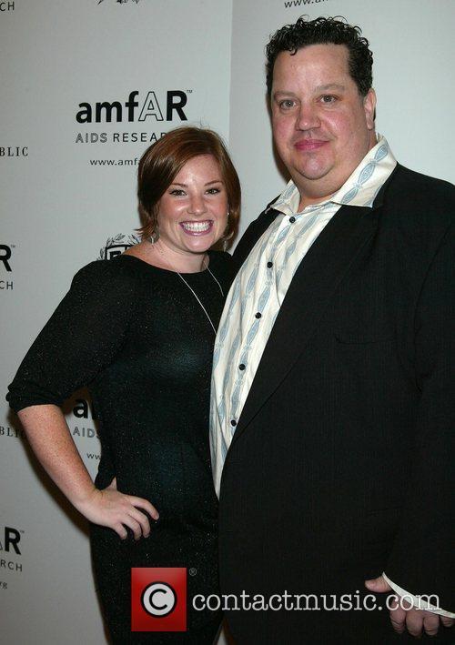 Shannon Durig & Paul Vogt 16th Annual amfAR...