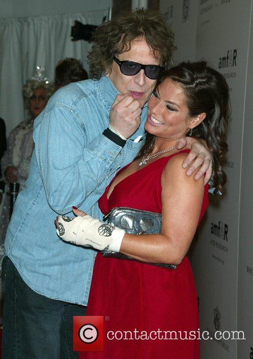 Mick Rock and Andrea Bernholtz 5