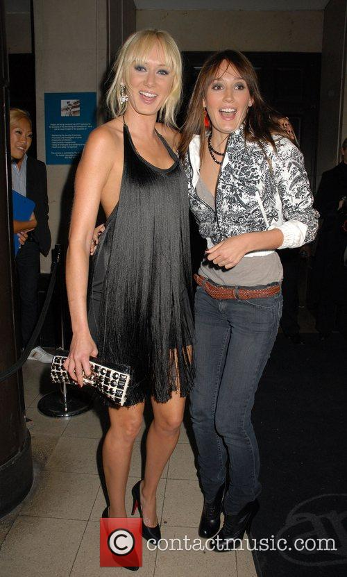 Amika's St Tropez Be Fabulous Party held at...