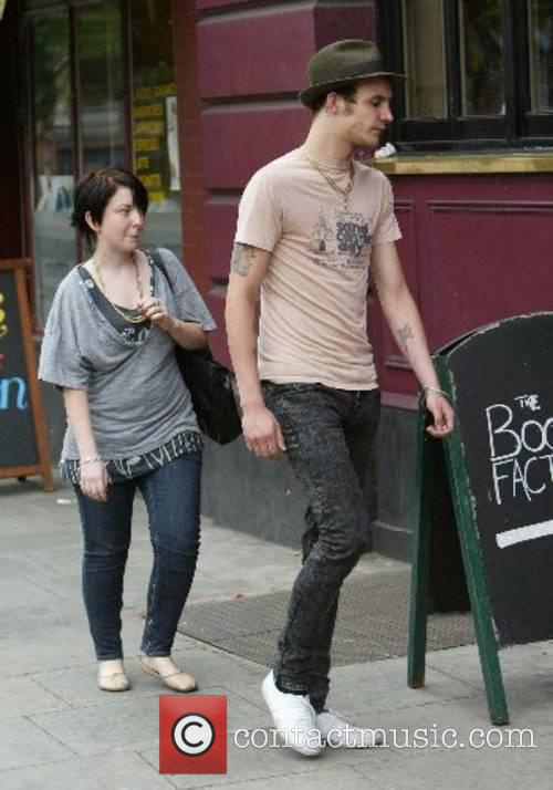 Amy Winehouse's husband Blake Fielder-Civil arrives at a...