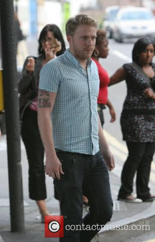 Amy Winehouse's ex boyfriend Alex Jones-Donelly narrowly avoids...