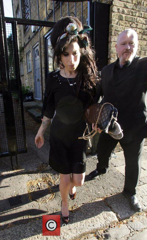 * WINEHOUSE'S HUSBAND TO SPEND CHRISTMAS IN JAIL...