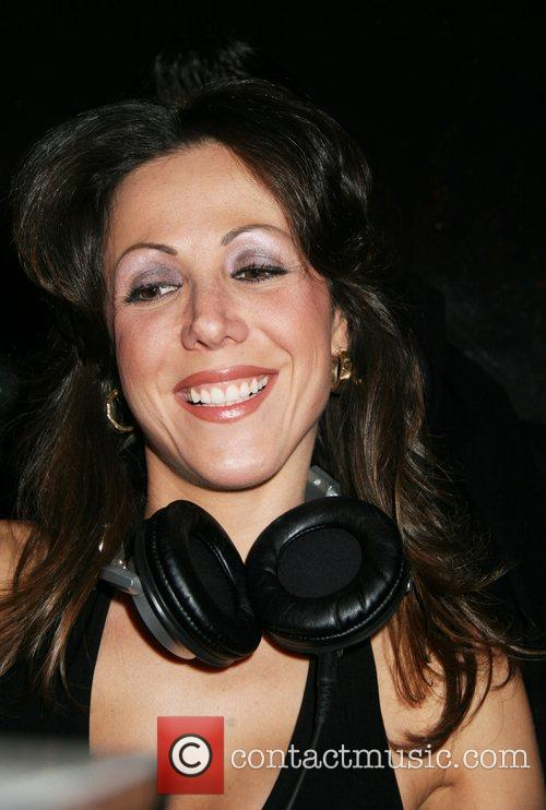 Amy Fisher guest DJs at her Sex Tape