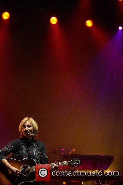 Amy Speace performing live at Hall Fondouq