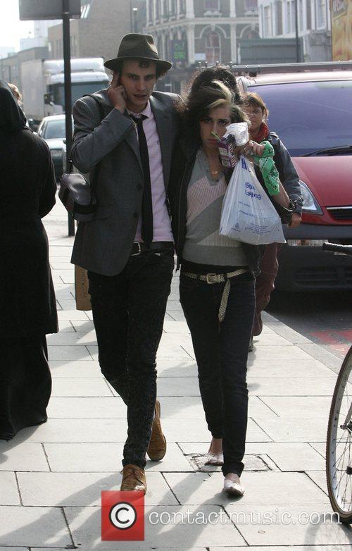 Run errands together in Camden Town