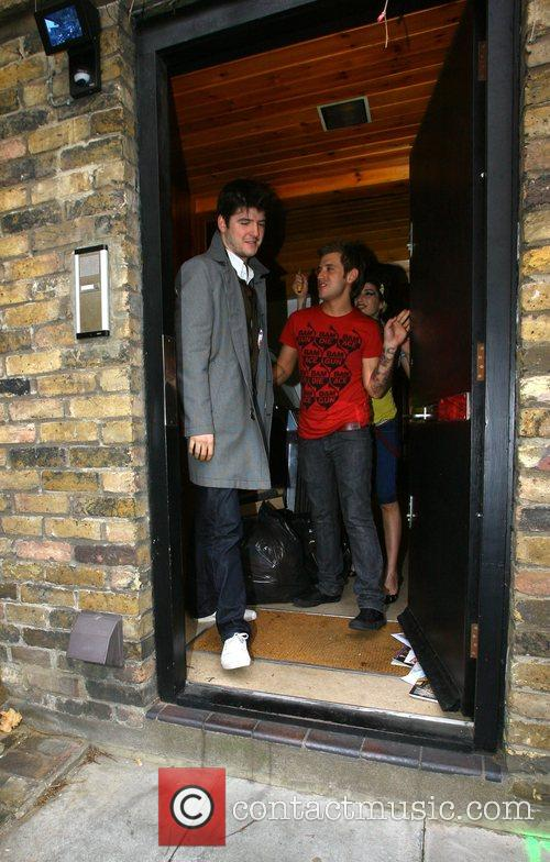 James Alexandrou and Amy's Hairdresser Say Goodbye To Amy Winehouse 4