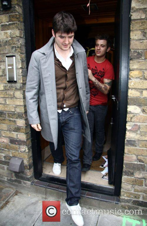 James Alexandrou and Amy's Hairdresser Say Goodbye To Amy Winehouse 3