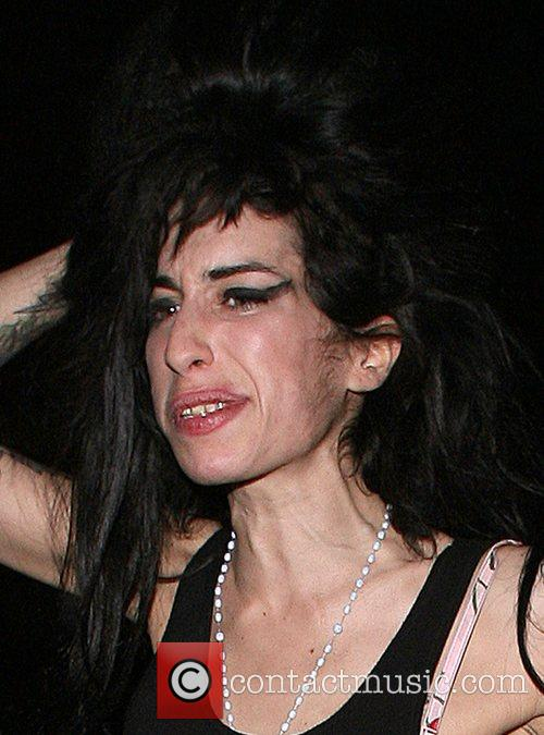 Amy Winehouse goes on another late night bender...