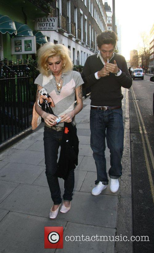 Amy Winehouse and Tyler James 4