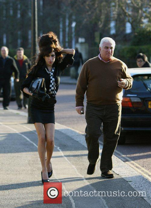 Amy Winehouse, Thursday and Universal Music
