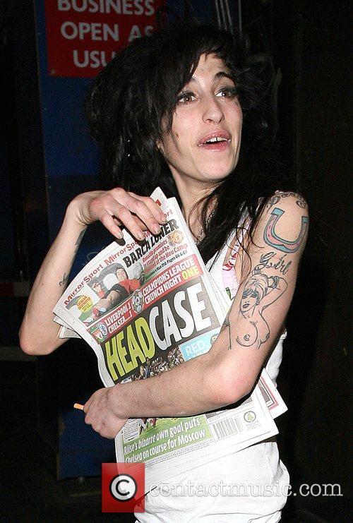 Amy Winehouse 30