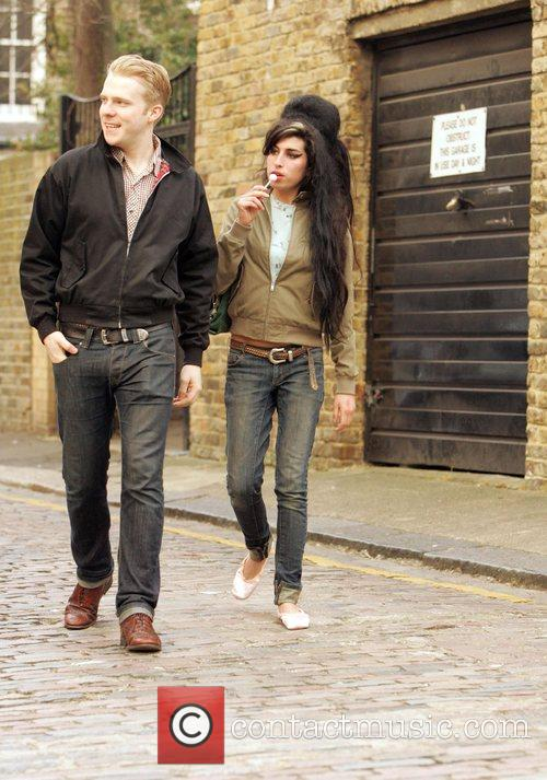 Amy Winehouse and Wham