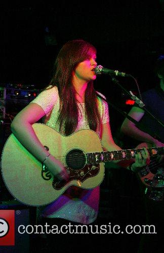 Amy MacDonald performing live at Dingwalls London, England