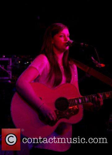 Amy MacDonald performing live at Dingwalls