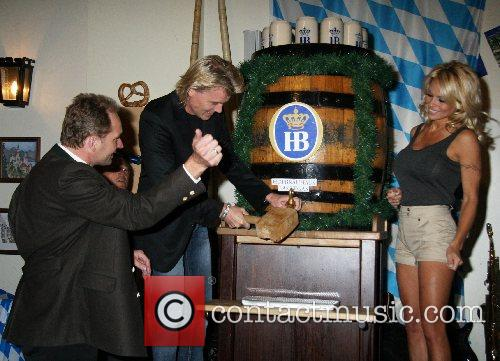 Hans Klok, Las Vegas and Pamela Anderson 1