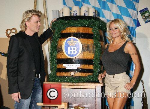 Hans Klok, Las Vegas and Pamela Anderson 2