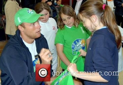 Launches the ASDA Kwik Cricket 2007 tournament in...