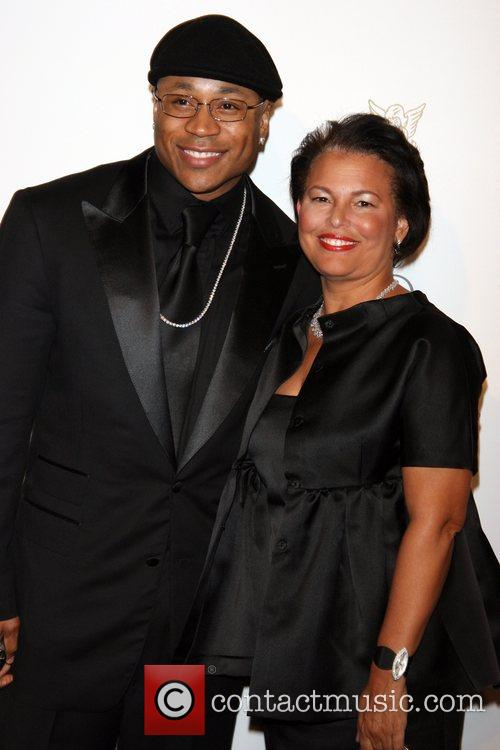 Ll Cool J and Debra L. Lee 4