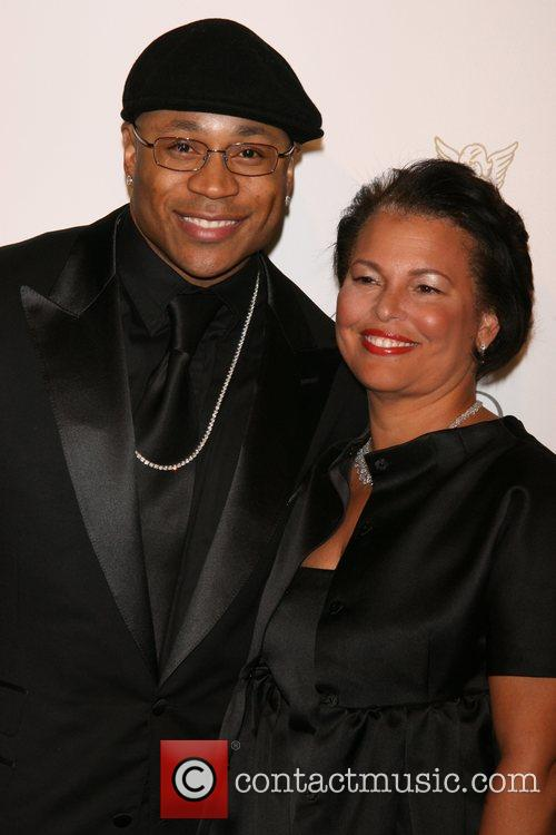 Ll Cool J and Debra L. Lee 3
