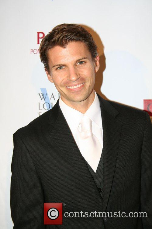 Christopher King attends Breast Cancer Fundraiser 'Project Angel...