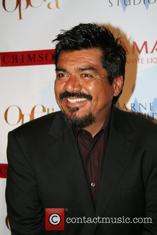 George Lopez attends Breast Cancer Fundraiser 'Project Angel...