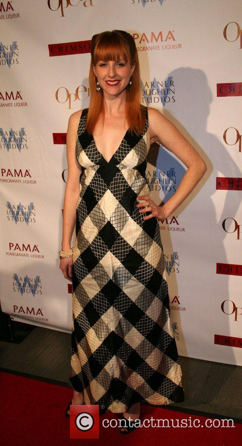 Attends Breast Cancer Fundraiser 'Project Angel Food' held...